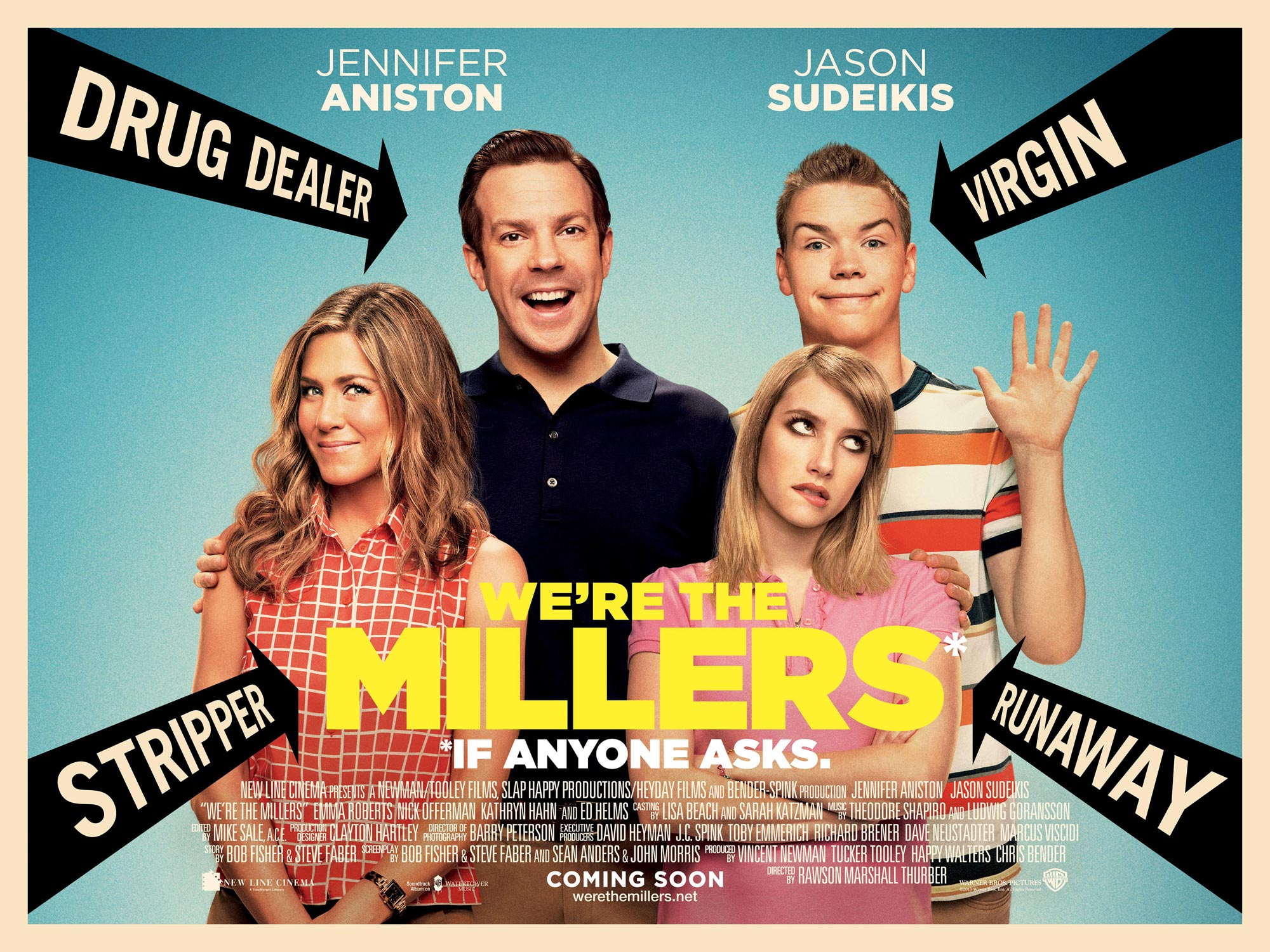 We Re The Millers Review Reviewing The Past Present And